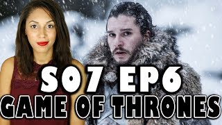 Game of thrones Saison 7 Episode 6 : Review , Théories et Prédictions