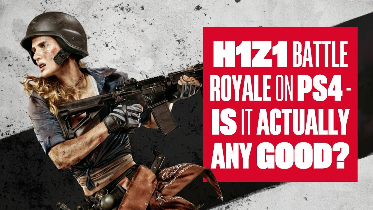 H1Z1: Battle Royale open beta releases on PS4, is surprisingly good