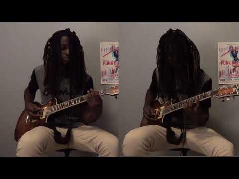 Lil Uzi Vert - No Sleep Leak (Guitar Cover)