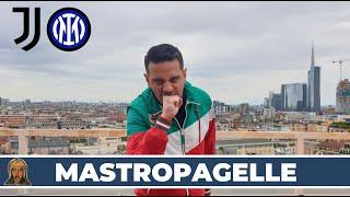 MASTROPAGELLE DI JUVENTUS - INTER | CHIEDO SCUSA IVAN PERISIC!