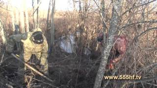 Охота  на бобра. Охота с Михаилом Топорковым.