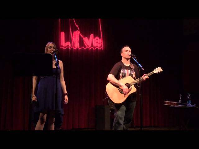 Matt Roach and Monique Canniere-Our Last Dance(World Cafe Live June 26, 2015)