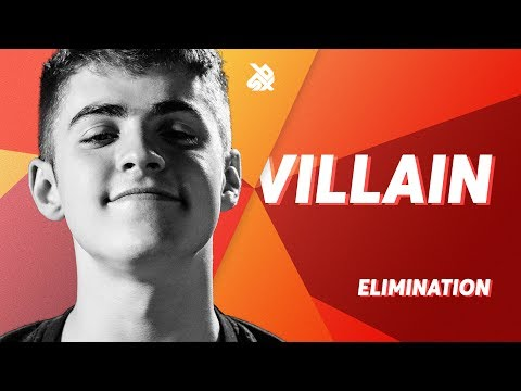 VILLAIN  |  Grand Beatbox SHOWCASE Battle 2018  |  Elimination
