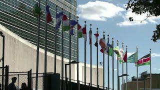 С грузом проблем Генеральная ассамблея ООН готовится к открытию юбилейной 75-й сессии.