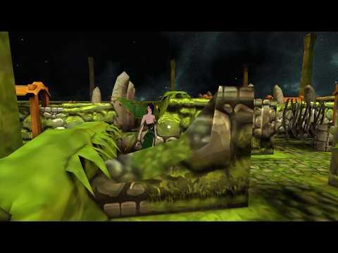 Saving Princess Maya Ep. 1 - Episodic VR Adventure Game - Gameplay Demo