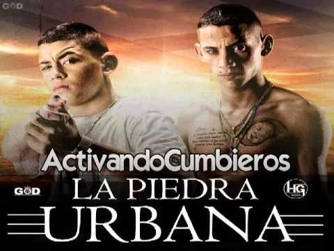 La Piedra Urbana - Te Olvidaré [Cumbia Noviembre 2012]