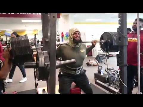 Redskins 2018 Offseason Workouts: Phase 1, Day 2