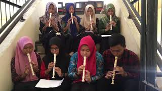 Bunga Nusa Indah Recorder PGSD UNESA - (F/2014) kelompok C