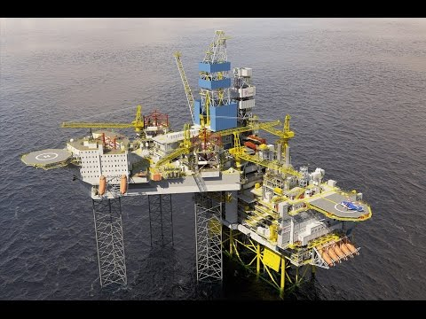 Construction of oil and gas platforms