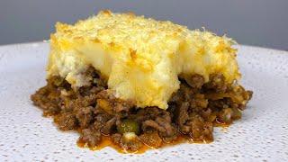 Shepherd&#39s Pie  Easy Quick Delicious How To Make Recipe