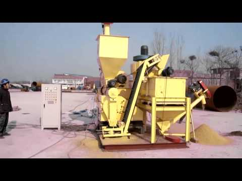 HKJ250 floating fish feed pellet machine/poultry pellet feed machine