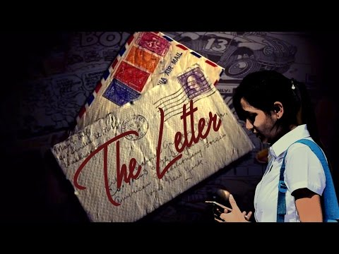 The Letter (Trailer) | NIT Jamshedpur | Ojass'17