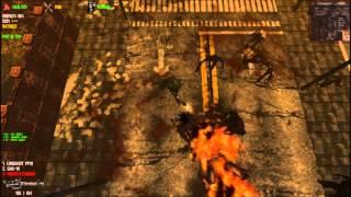 Dead Frontier: Wraith Cannon v FGS (knockback test)