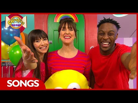 CBeebies House Songs | The Happy Song