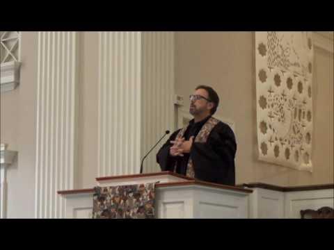"""Post Refugee Ban"" Sermon"
