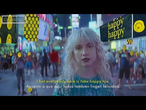 Paramore - Fake Happy (Subtitulada en Español/Lyrics) [Official Video]