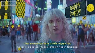Paramore - Fake Happy (Subtitulada en Español/Lyrics) [Official Video]
