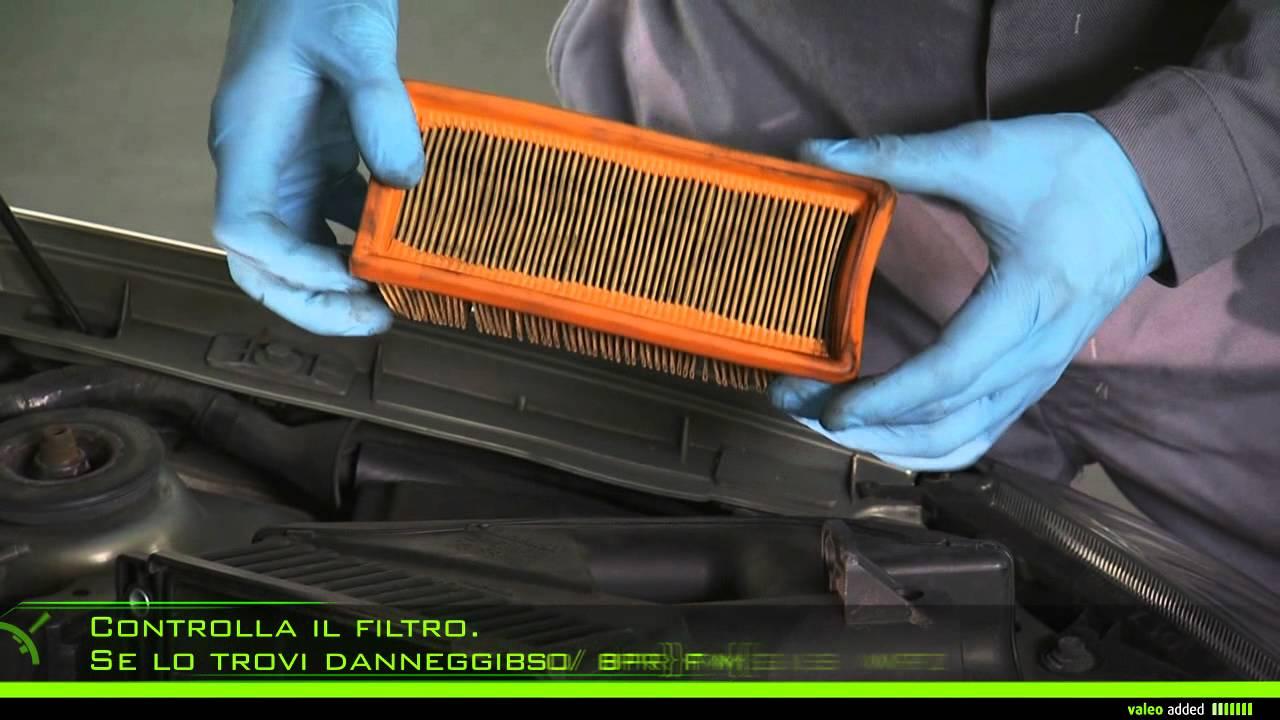 Filtri aria valeo montaggio del filtro aria a pannello for Filtro aria cabina passat 2012