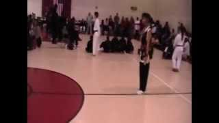 Shaolin Luohan Quan (South Shaolin Tournament) 9/21/13