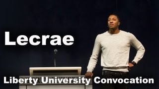 Lecrae - Liberty University Convocation