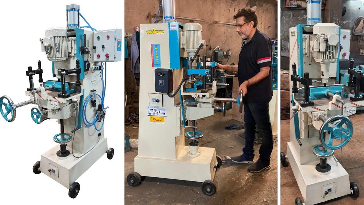 Wudmax Heavy Duty -Chain & Chisel Mortising wood Working Machine 2021 Punjab(Sirihind) +919855106526