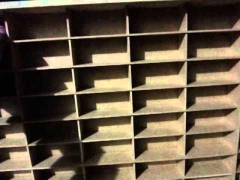 Estante para miniaturas r plicas de 1 64 existem nesta - Estantes para pared ...
