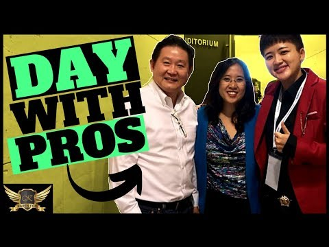 Day with Forex Bank Traders (Kathy Lien & Daniel Ang)