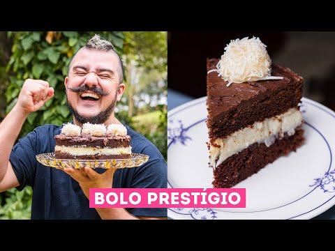 BOLO PRESTÍGIO FÁCIL E RÁPIDO