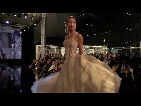 "Sfilata Coppola Cerimonia - Roma Sposa 2018 al Roma Convention Center ""La Nuvola"""