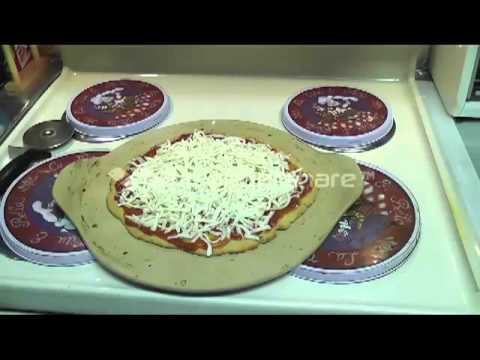 Pillsbury Gluten Free Pizza Crust Review
