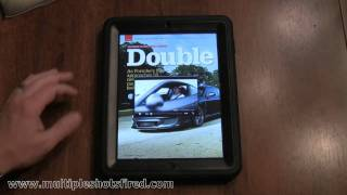 Review of the AutoWeek iPad application