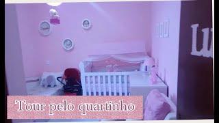 Tour pelo quarto da bebê Luiza