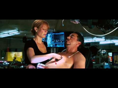 Iron Man 1  Docteur Maboul Scène Culte