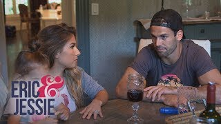 Video Jessie James Decker Is Convinced Their House Is Haunted | Eric & Jessie | E! download MP3, 3GP, MP4, WEBM, AVI, FLV September 2017