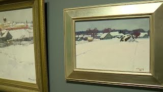 Web Extra: A Tour Through The Museum of Russian Art