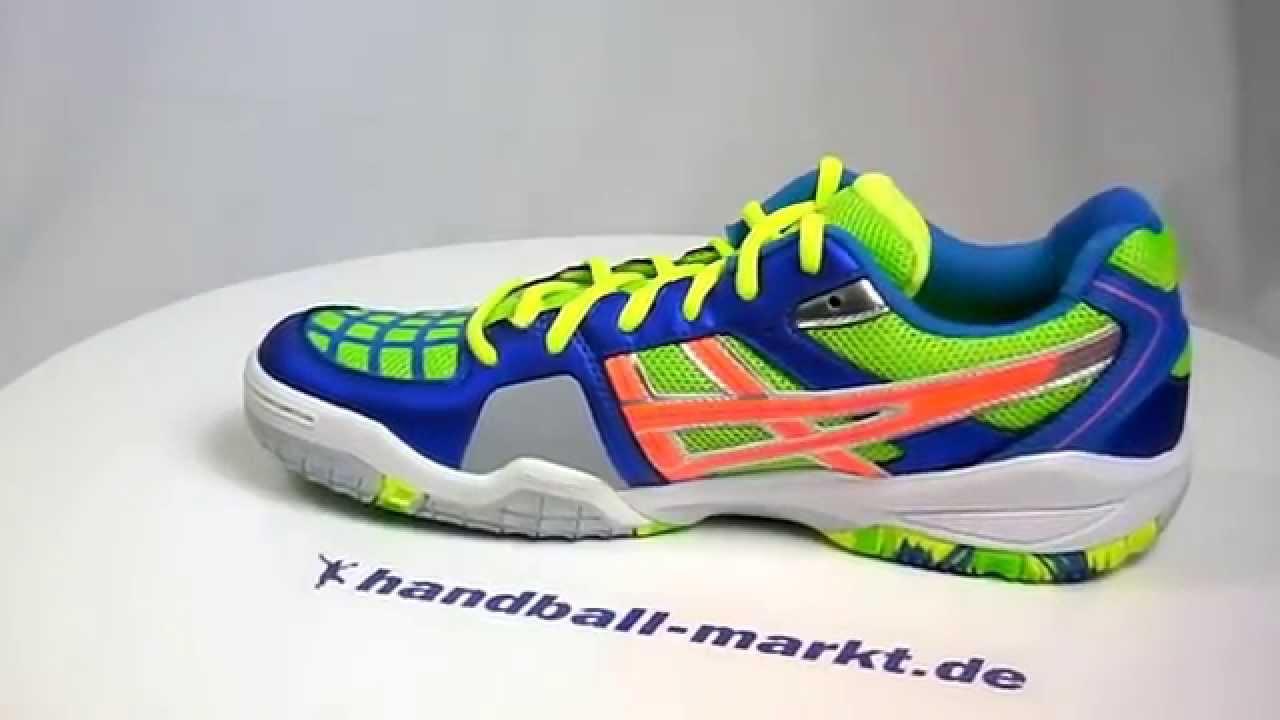 asics gel blade 4 handball
