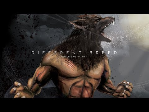 """I Am A Different Breed!"" – Gym Motivation – Epic Motivational Speech"