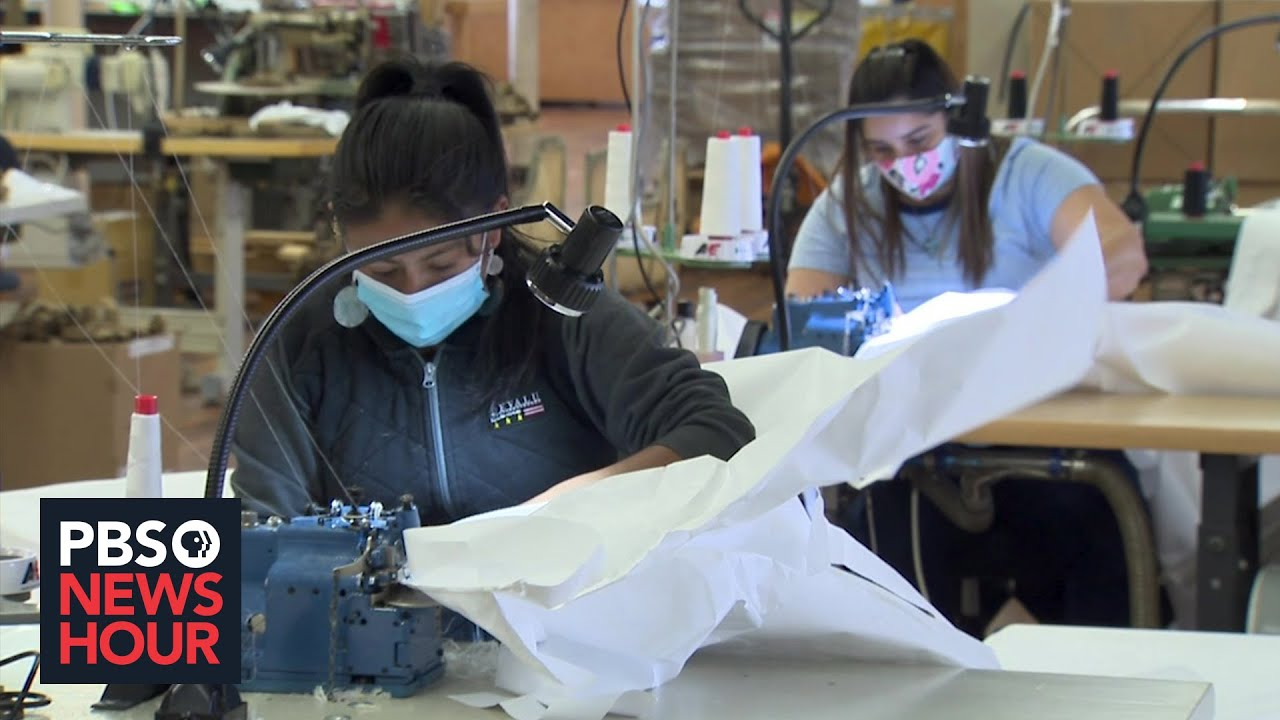 How the Pandemic is Reshaping American Manufacturing