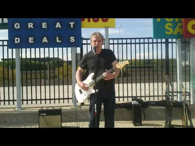 Maxwell Street Market Chicago Blues, George John Larson, 9 28 14