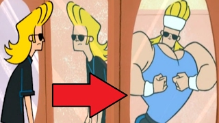Johnny Bravo - Work it Out - Origin of His Buff Bod