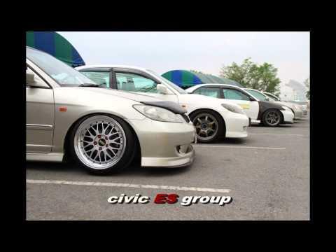 civic es group meeting 101 สนามแข่งรถคลอง 5