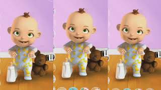 Kids cartoons Talking Babsy Baby