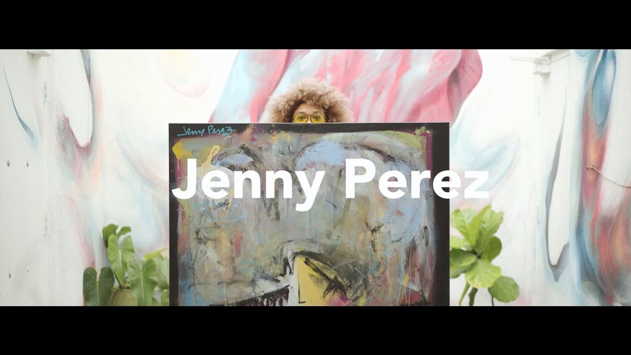 693c2ec8 Armani Exchange - #st_ART: Jenny Perez - YouTube