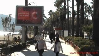 Walking Through Marmaris - Turkey