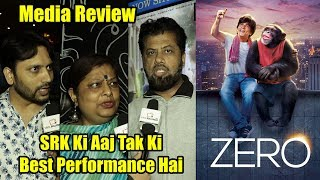 ZERO Movie Review By Media | ⭐⭐⭐⭐⭐ REVIEW | Shahrukh Khan, Katrina Kaif, Anushka Sharma