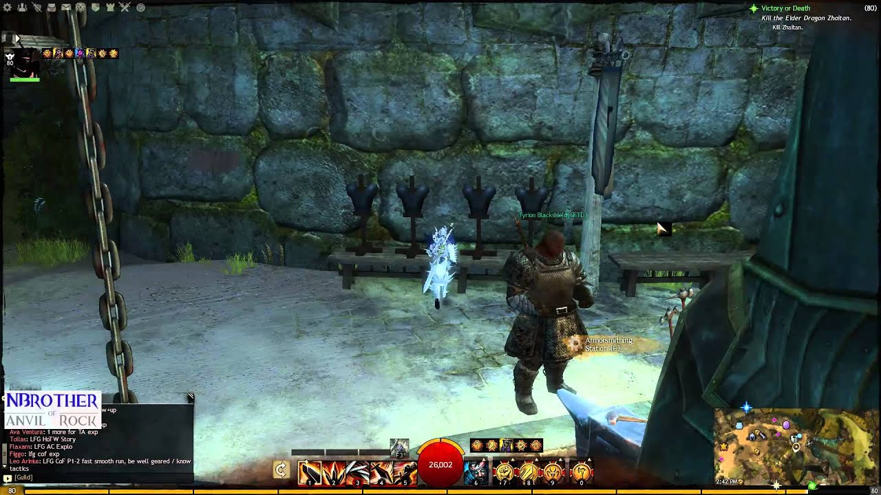 Guild Wars 2   Crafting Sunrise   Gift of Light - Road to a ...
