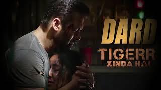 Tiger zinda hai. New song Kya Karu Dard kam nahi hota