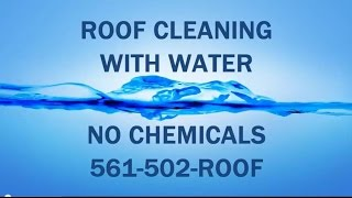 Asphalt Shingle Tile Cedar Roof Cleaning West Palm Beach