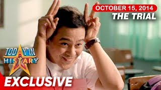 TODAY IN HISTARY: 'The Trial' | John Lloyd Cruz