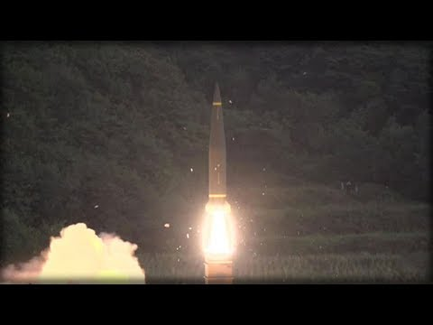 NORTH KOREA LAUNCHES MISSILE ACROSS JAPAN